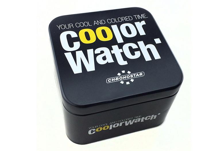 手表铁盒定制
