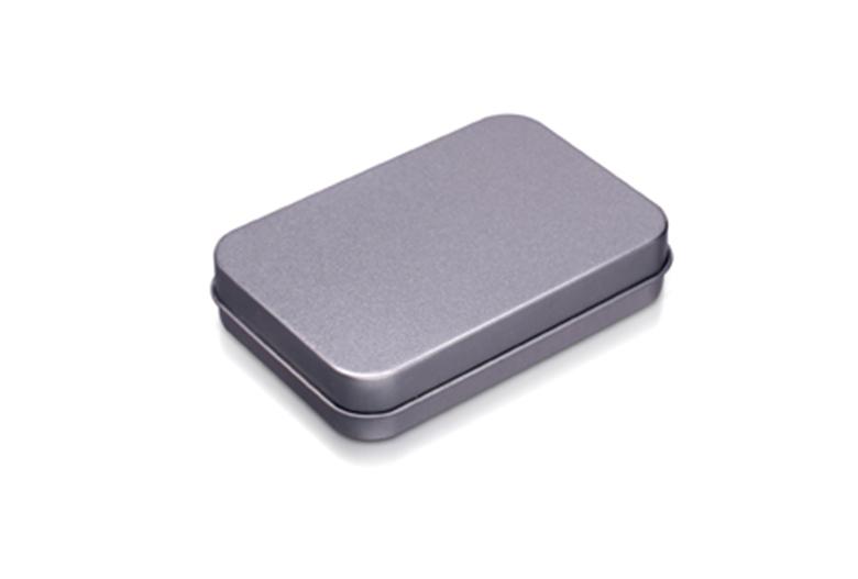 长方形原色铁盒