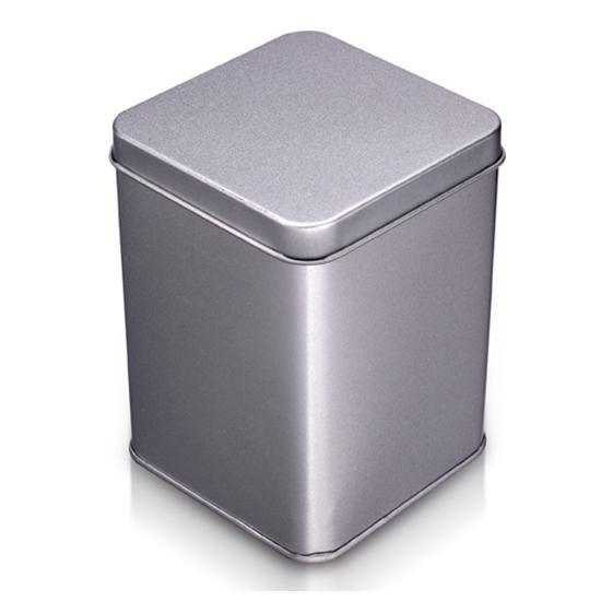 原色茶叶铁罐包装