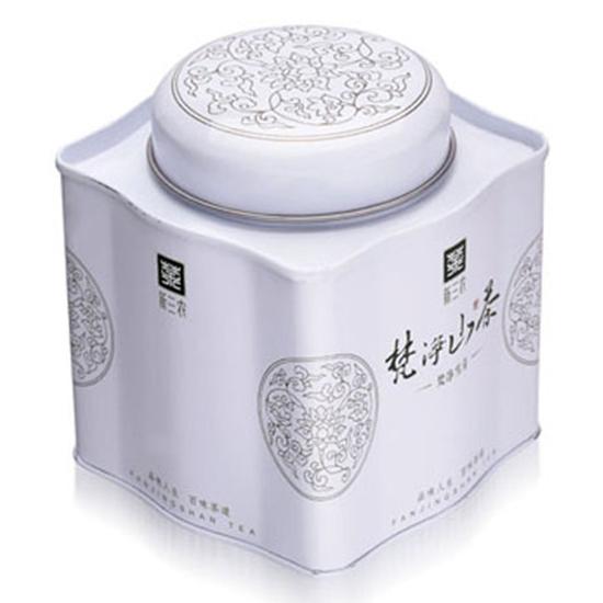 异形山茶铁罐