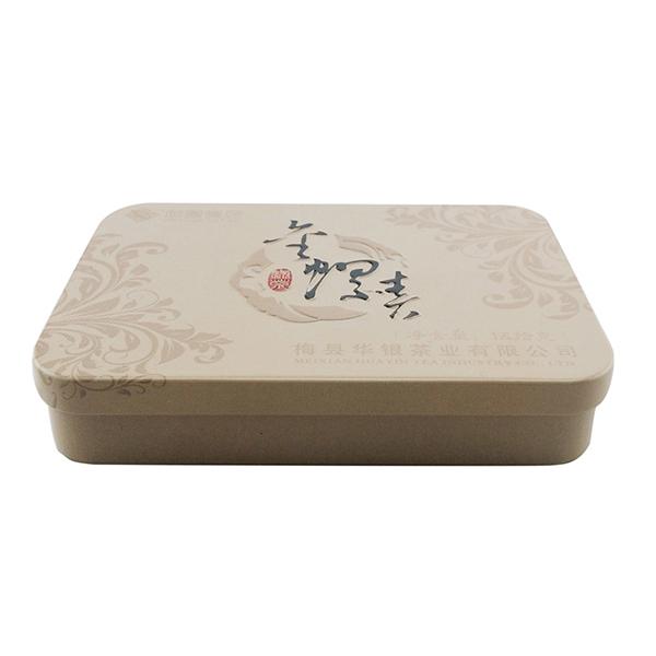碧螺春茶叶铁盒