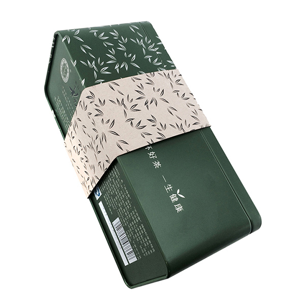 宁夏枸杞茶铁盒包装