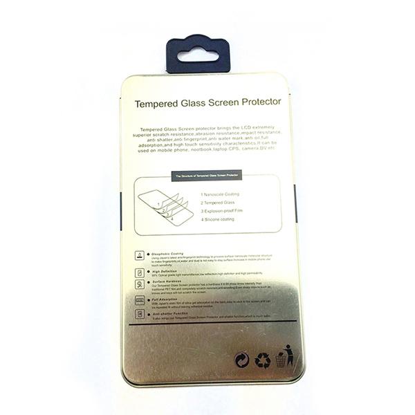手机钢化膜铁盒