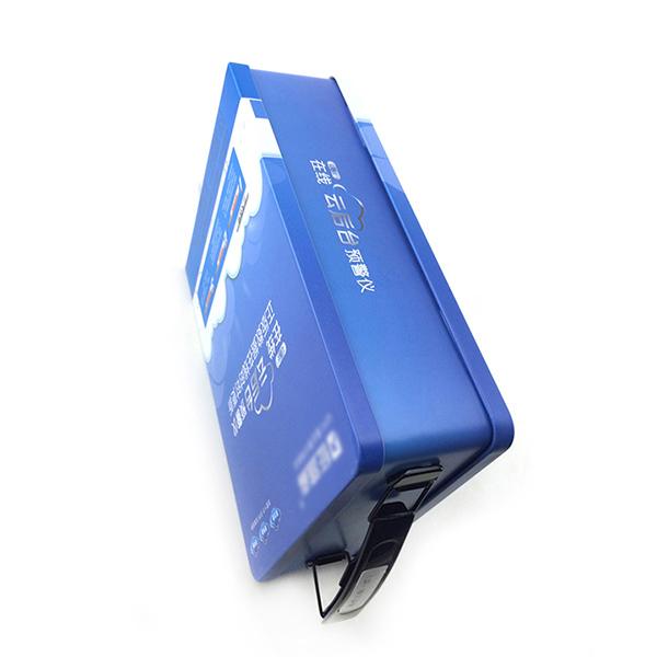 电子预警仪铁盒