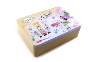 化妆品铁盒包装