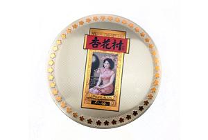 圆形月饼铁盒