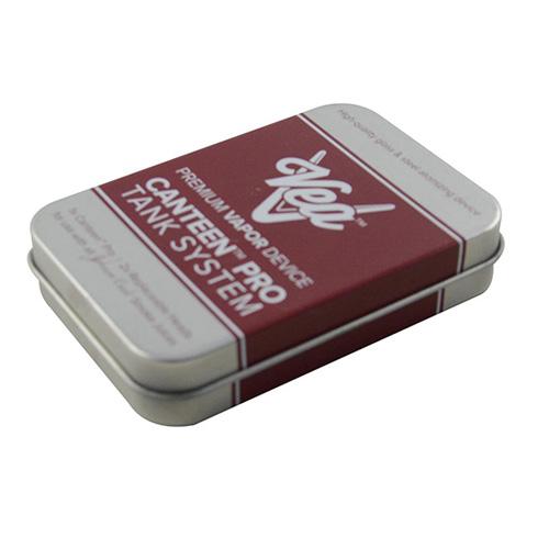 长方形香烟铁盒