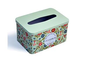 纸巾盒铁盒