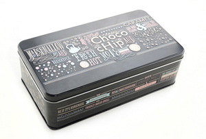 巧克力铁盒