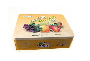150g糖果铁盒包装