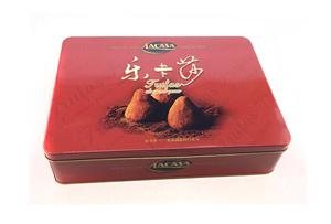 巧克力糖果铁盒