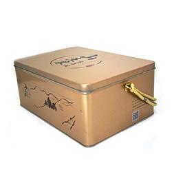 山王果食品铁盒