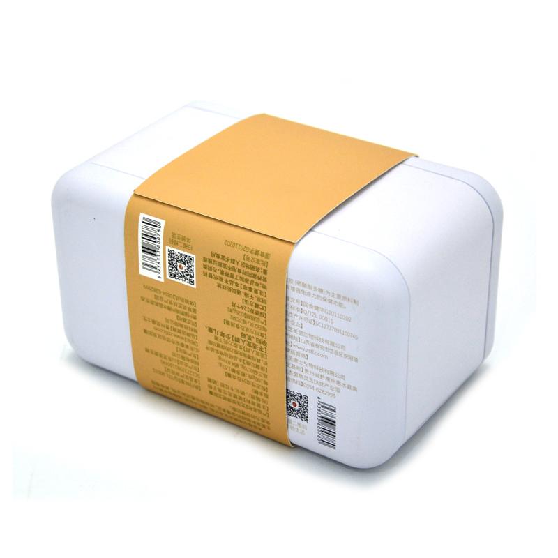 胶囊保健品铁盒