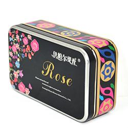 中东风格化妆品铁盒