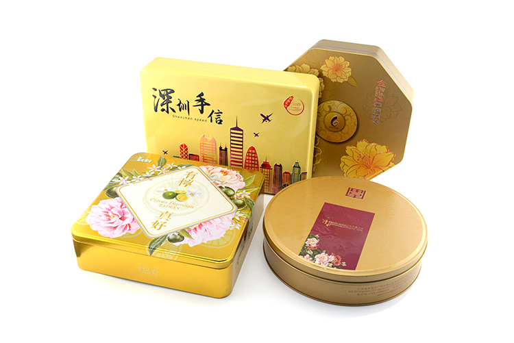 深圳礼品铁盒包装