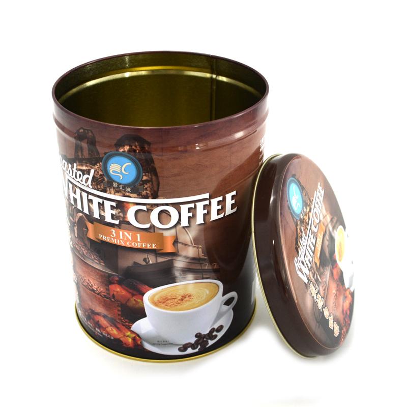 咖啡铁罐包装