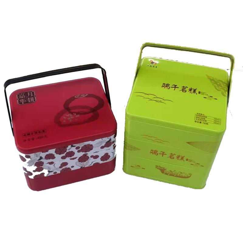 食品铁盒,节日礼品铁盒
