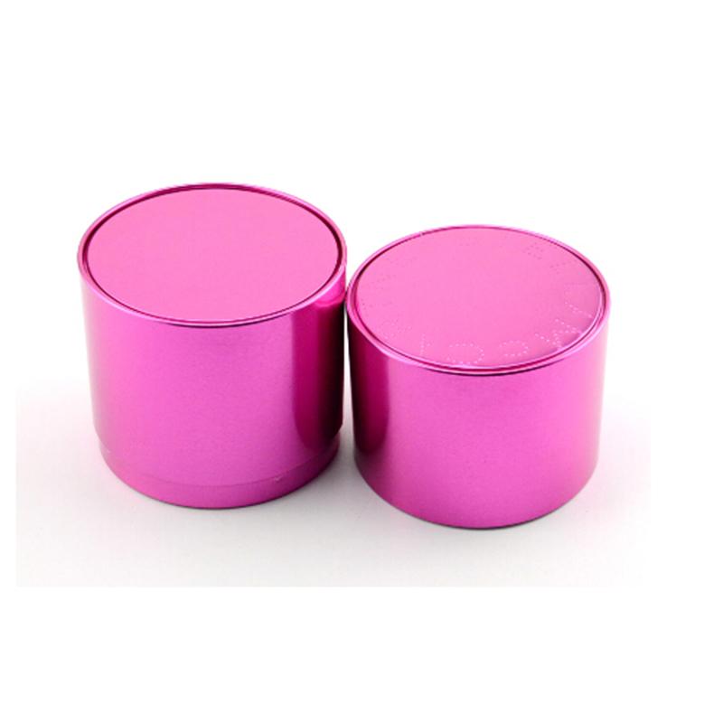 圆形化妆品铁罐