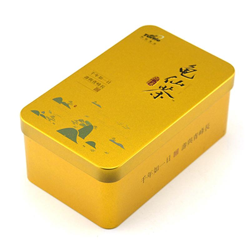 龟仙茶铁盒