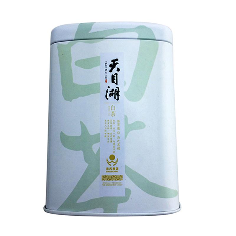 白茶铁罐包装