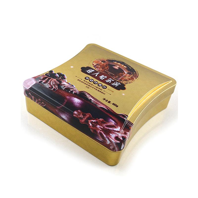 异形节日礼品铁盒