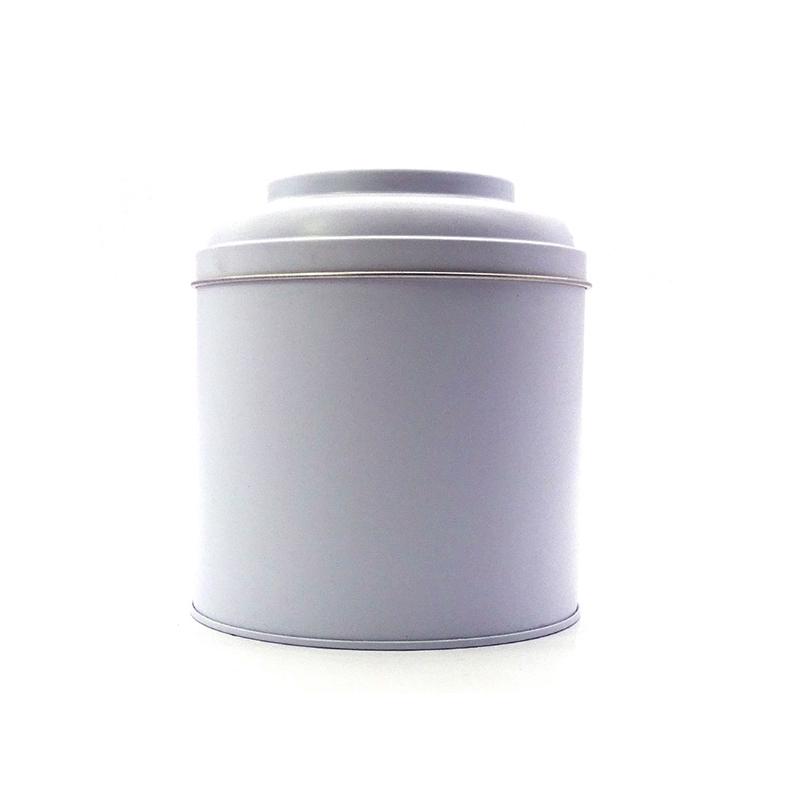 空白茶叶铁罐