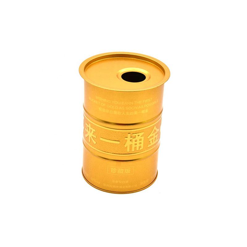 白酒马口铁罐包装
