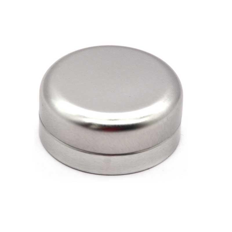 螺旋盖化妆品铁罐