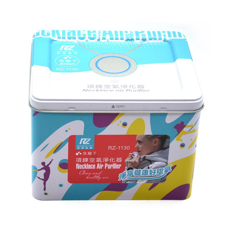 空气净化器铁盒包装
